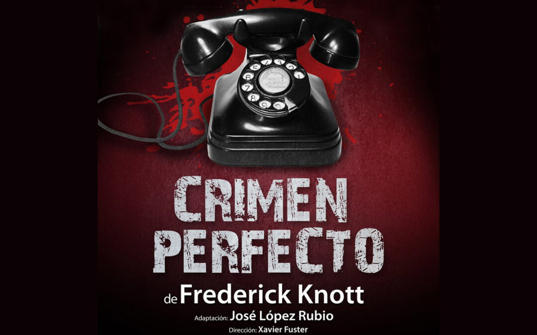 """CRIMEN PERFECTO"" 2ª TEMPORADA"